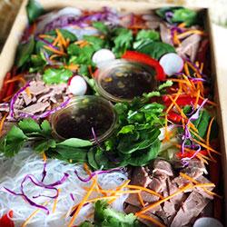 Vietnamese beef noodle box thumbnail