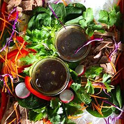 Botanical salad thumbnail