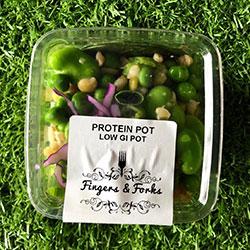 Protein snack pots thumbnail