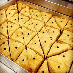 Baklava triangle thumbnail