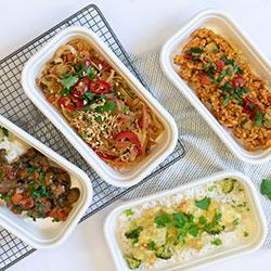 Gourmet meal thumbnail