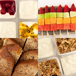 Active start breakfast package thumbnail
