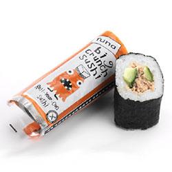 Big crunch sushi roll thumbnail