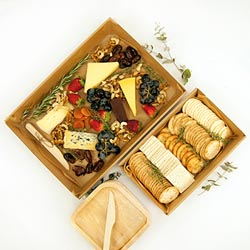 Farmhouse cheese platter thumbnail