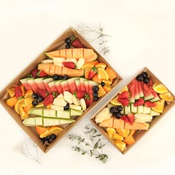 Fresh fruit nibble platter thumbnail