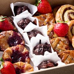 Bakery selection thumbnail