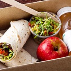 Coeliac gourmet lunch box thumbnail