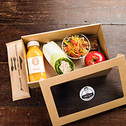 Gourmet lunch box (Wrap) thumbnail