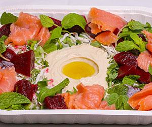 House cured atlantic salmon  thumbnail