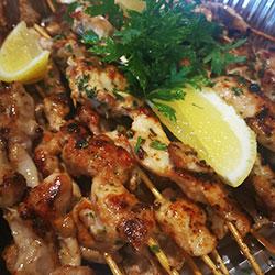 Chicken skewer - mini thumbnail