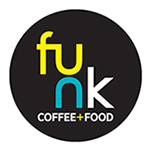 Funk Coffee and Food logo