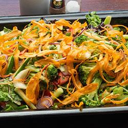 Seasonal garden salad thumbnail