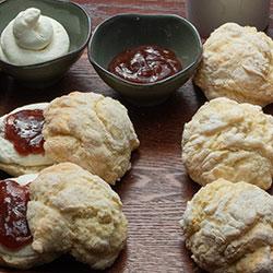 Homemade scone thumbnail