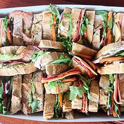 Classic rustic sandwiches box thumbnail