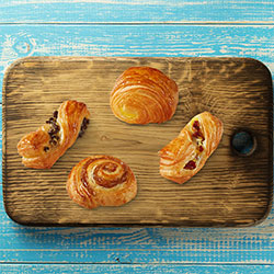 Mini gourmandise goody box thumbnail