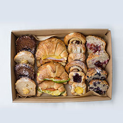 Mixed breakfast box thumbnail