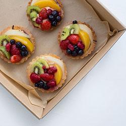 Assorted petite tarts thumbnail