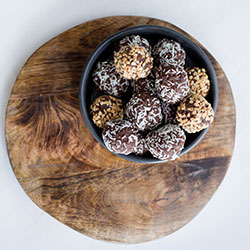 Assorted protein balls thumbnail
