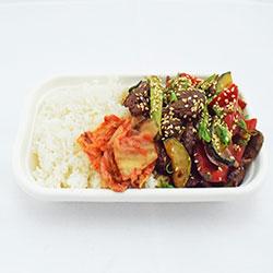 Beef bulgogi rice bowl thumbnail