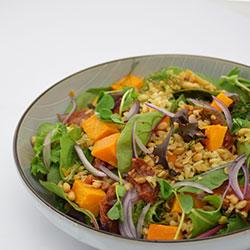 Freekeh salad thumbnail