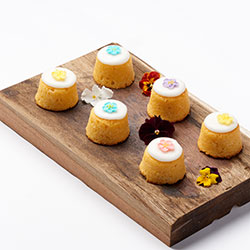 Gluten free tea cakes thumbnail