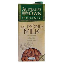 Australias Own Almond milk - 1 litre thumbnail
