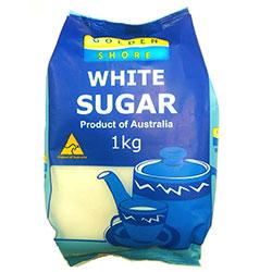 White sugar - Golden Shore - 1kg thumbnail