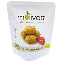 Green olives - Molives - 150g thumbnail