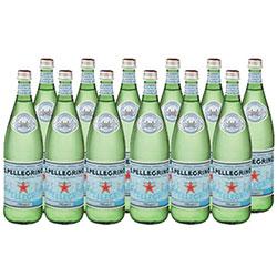 Sparkling mineral water - San Pellegrino - 12 pack thumbnail