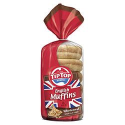 Tip top English muffins thumbnail