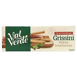 Grissini - Val Verde - 125g thumbnail