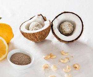 Lemon chai thumbnail