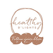 Healthy D'lights logo