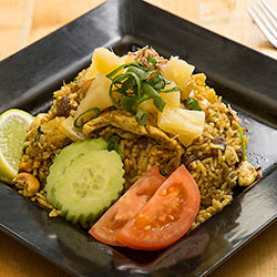 Pineapple fried rice thumbnail