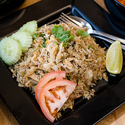 Thai fried rice thumbnail