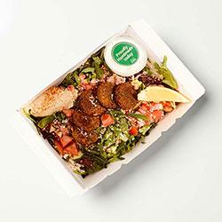 Folk falafel salad thumbnail