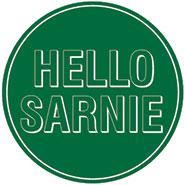 Hello Sarnie logo