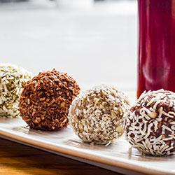 Protein paleo bliss balls - 55g thumbnail