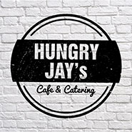 Hungry Jay's Catering  logo