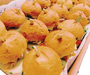 Fish burgers - mini thumbnail