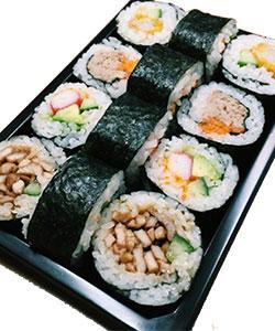 Sushi value lunch box thumbnail