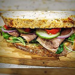 Sourdough sandwich thumbnail