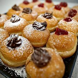Mini donut thumbnail