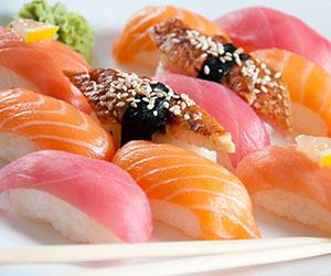 Nigri sushi platter thumbnail