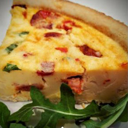 Quiches - serves 6 to 8 thumbnail