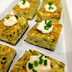 Spinach and feta slice thumbnail