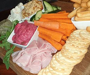 Full loaded cheese platter thumbnail