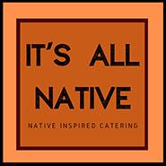 It's all Native logo
