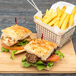 Turkish burgers and chips package thumbnail