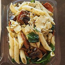 Chorizo pasta salad thumbnail
